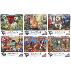 LINDA PICKEN COLLECTION 24X18 PUZZLE - 300 PCS