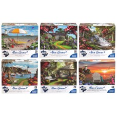 ALAN GIANA PUZZLE 27x20 - 1000 PCS