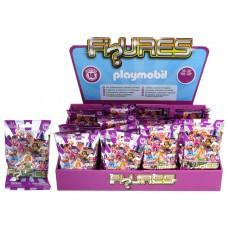 Playmobil Blind Bag Figures Girls Series 15 w/display