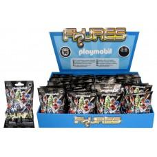 Playmobil Blind Bag Figures Boys Series 10 w/display