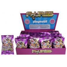Playmobil Blind Bag Figures Girls Series 10 w/display