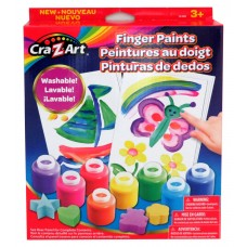 Cra-Z-Art Finger Paints Kit