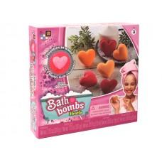 Bath Bombs Hearts Kit (6/CTN)