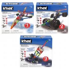 K'Nex - Imagine Starter Vehicle Building Set Asst