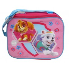 PAW PATROL GIRL RECTANGLE LUNCH BAG WITH STRAP