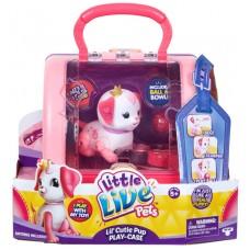 Little Live Pets  -  Lil' Cutie Pup Play-Case