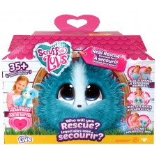 Little Live - Scruff a Luvs Real Rescue Electronic Pet Blue