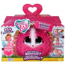 Little Live - Scruff a Luvs Real Rescue Electronic Pet Pink