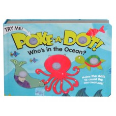 Poke a Dot! Who's in the Ocean? Book