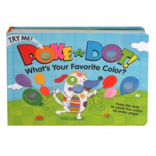 Poke a Dot! What's Your Favorite Color? Book