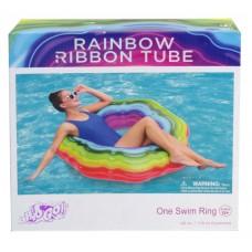 Rainbow Ribbon Tube - 45''