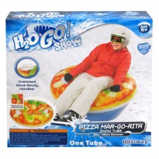 H2OGO! Pizza Mar-GO-rita Snow Tube - 99cm / 39in Diameter