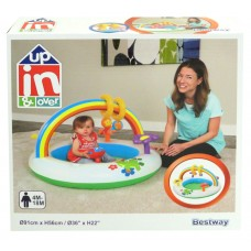 Rainbow Go & Grow Activity Gym