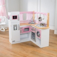 Grand Gourmet Corner Play Kitchen