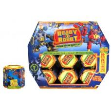 Ready 2 Robot Toy Figures 18 units per display (2 displays per Carton)