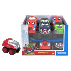 HERODRIVE MARVEL 4'' SPEED SQUAD ASST PDQ