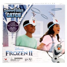 Frozen 2 Olaf Ring Toss Game - Snowflake Catch