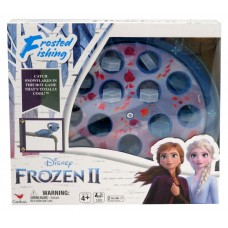 Frozen 2 Fishing Game - Frosted Fishing