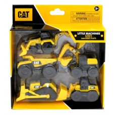 CAT Little Machines 5pk 3''