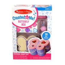 Butterfly Box Wooden Craft Kit