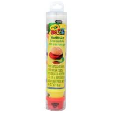 Crayola Refill Set- 10 Dough x 1oz