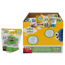 Sesame Street Friends Figures Asst - PDQ