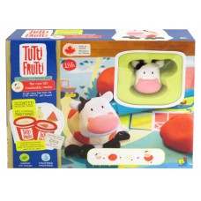 TUTTI FRUTTI - SCENTED MODELING DOUGH THE COW KIT