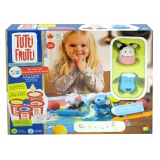 TUTTI FRUTTI - SCENTED MODELING DOUGH - THE FARM KIT - COW & SHEEP
