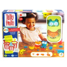 TUTTI FRUTTI - SCENTED MODELING DOUGH - THE FOREST KIT - FOX & OWL