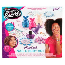 Shimmer 'n Sparkle Mystical Nail and Body Art