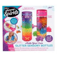 Shimmer 'n Sparkle Create Your Own Glitter Bottle Art