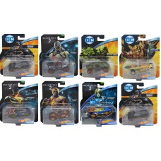 Hot Wheels DC Character Vehicle Asst