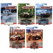 Mattel MatchBox Camo truck asst