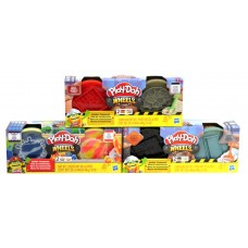 PLAY-DOH WHEELS BUILDIN COMPOUND ASST