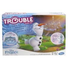 TROUBLE OLAFS ICE ADVENTURE