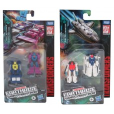 TRANSFORMERS GENERATIONS EARTHRISE WAR FOR CYBERTRON TRILOGY MICROMASTER ASST