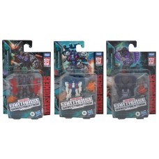 TRANSFORMERS GENERATIONS EARTHRISE WAR FOR CYBERTRON TRILOGY BATTLE MASTER ASST