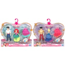 Disney Princess Rainbow Fashion Pack Asst