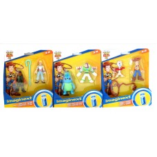 Toy Story 4 Basic Figures Asst