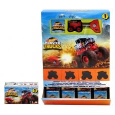 Hot Wheels Monster Trucks Mini Asst w/display - 2 display of 20 units
