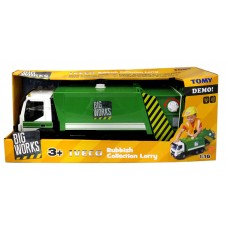 Big Works - Iveco Rubbish Collection Lorry