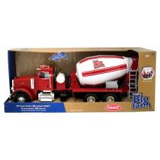 Big Farm - Peterbilt Model 367 Cement Mixer