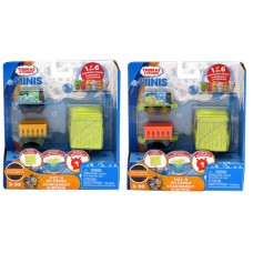 Thomas & Friends - Mini Fizz'n go Cargo Asst