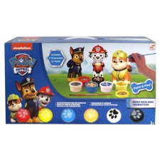 Paw Patrol - Paint your own Characters - Blue