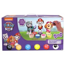 Paw Patrol - Paint your own Characters - Purple
