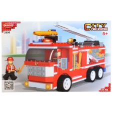 City Fire Station 315 pcs