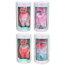 "Dream Collection 12"" Doll Play Set Asst"