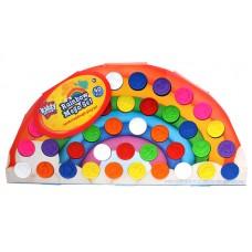 Rainbow Mega Set -Modeling Dough Playset - 40 tubs