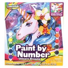 Paint by Number Unicorn Dreams Paint Set
