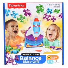 Fisher-Price Think & Learn Balance Blast-Off